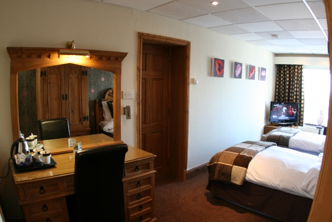 Boutique Twin Rooms